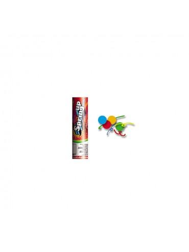 Sparacoriandoli coriandoli e fili colorati