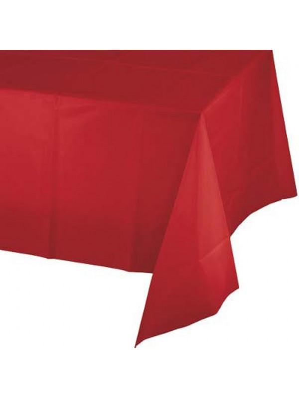 Tovaglia Rossa PVC