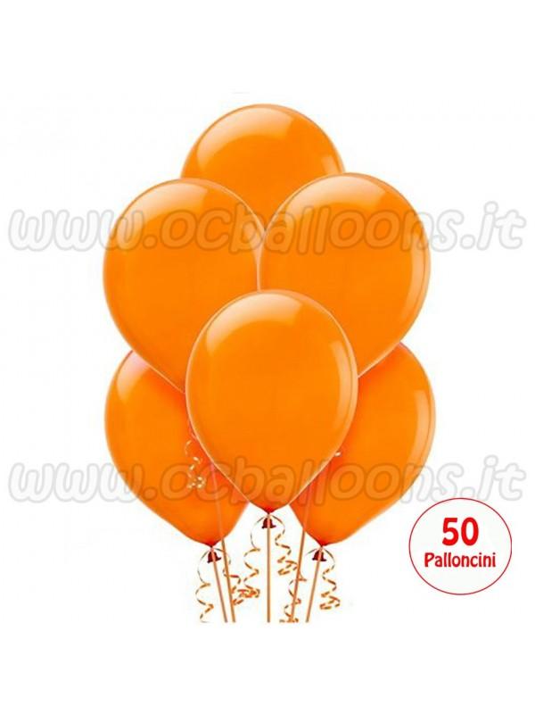 Palloncini Arancio 50pz