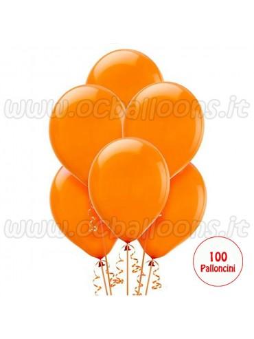 Palloncini Arancio 100pz