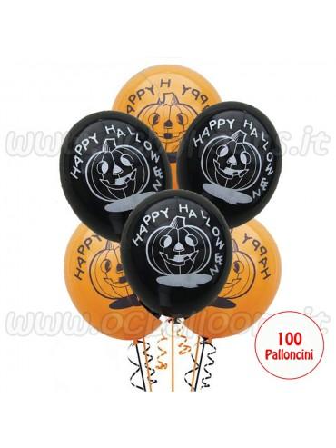 Palloncini Halloween 100pz