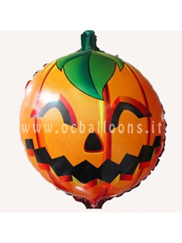 Palloncino Halloween Zucca
