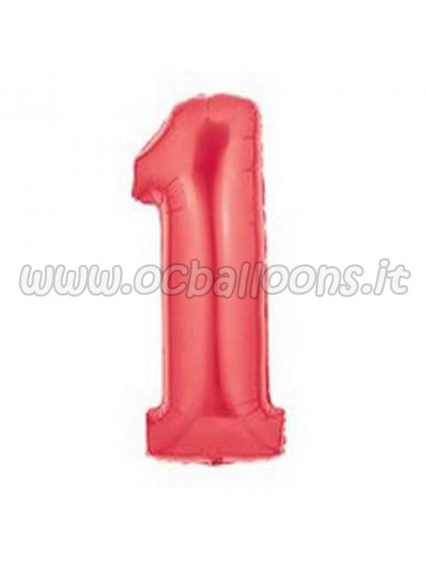 Palloncino numero 1