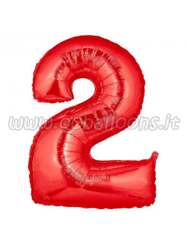 Palloncino Numero 2