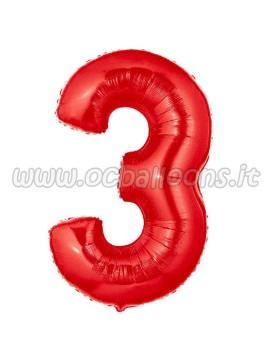Palloncino Numero 3