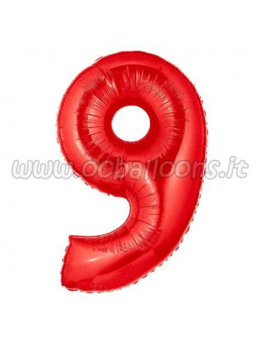 Palloncino Numero 9