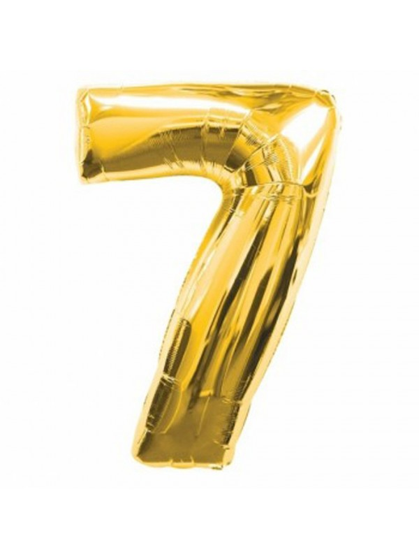 Palloncino Numero 7