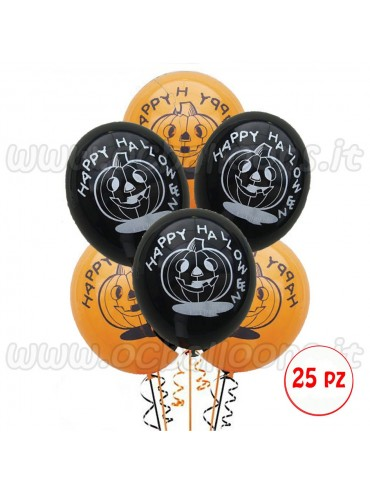 Palloncini Halloween 20pz