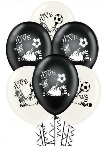 Palloncini Juventus - addobbi e decorazioni per festa a tema Juventus Palloncini ad Elio