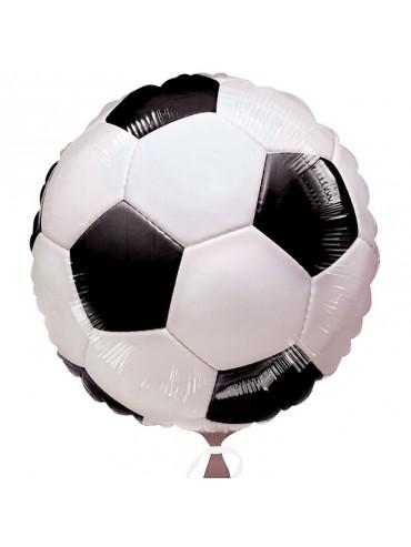 Palloncino calcio festa a tema compleanno - palloncino ad elio