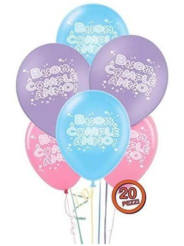 Palloncini Festa a tema Frozen ocballons