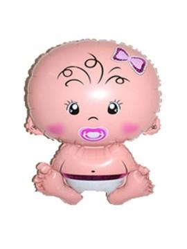 Palloncino nascita/battesimo bimba