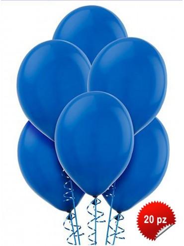 Palloncini Blu 20pz