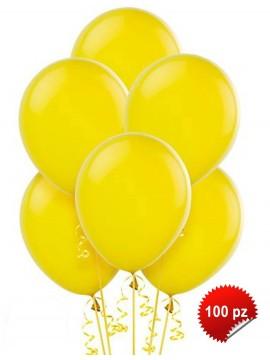 Palloncini Gialli 100pz