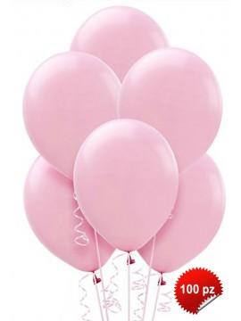 Palloncini Rosa 100pz