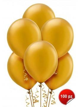 Palloncini Oro 100pz