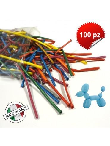 Palloncini Modellabili 100 pz