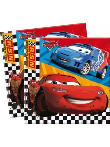 Tovaglioli Cars 33x33 20pz