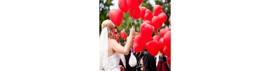 Stupisci gli sposi con i palloncini matrimonio alla cerimonia