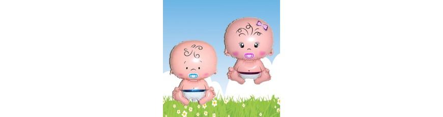 Palloncini per nascita e battesimo - Vendita online