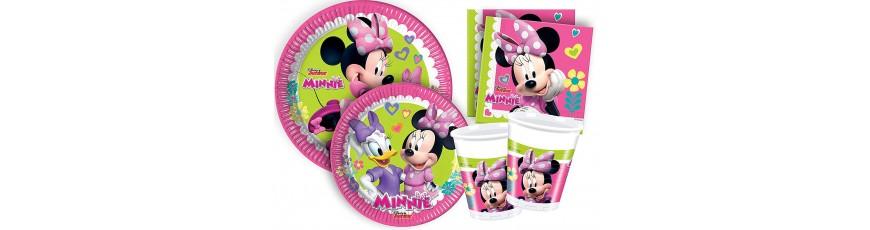 Festa a Tema Minnie |  Kit Festa di compleanno Minnie