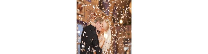 Sparacoriandoli  per Matrimonio