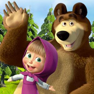 Festa Masha e Orso per un compleanno a tema Masha e Orso