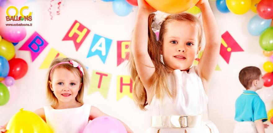 Acquista i nostri palloncini e rendi unica la tua festa!