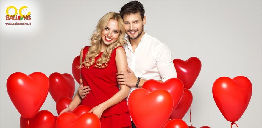 Speciale festa di San Valentino 2018: addobbi e decorazioni