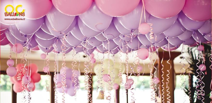 Palloncini ad elio: fai volare la tua festa!